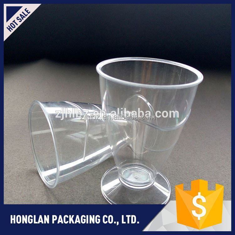 Newest sale high quality pp plastic cup for cupcakes from China