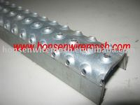 perforated ladder rung cover