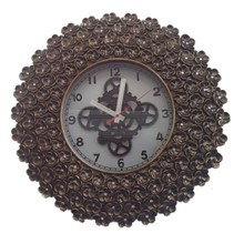 Retro moving-gear wall clock wholesale