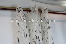 2013 turkish window printing curtain made in shaoxing
