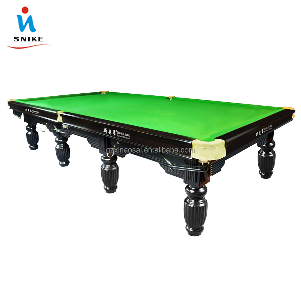 12ft and 10ft snooker table for sale