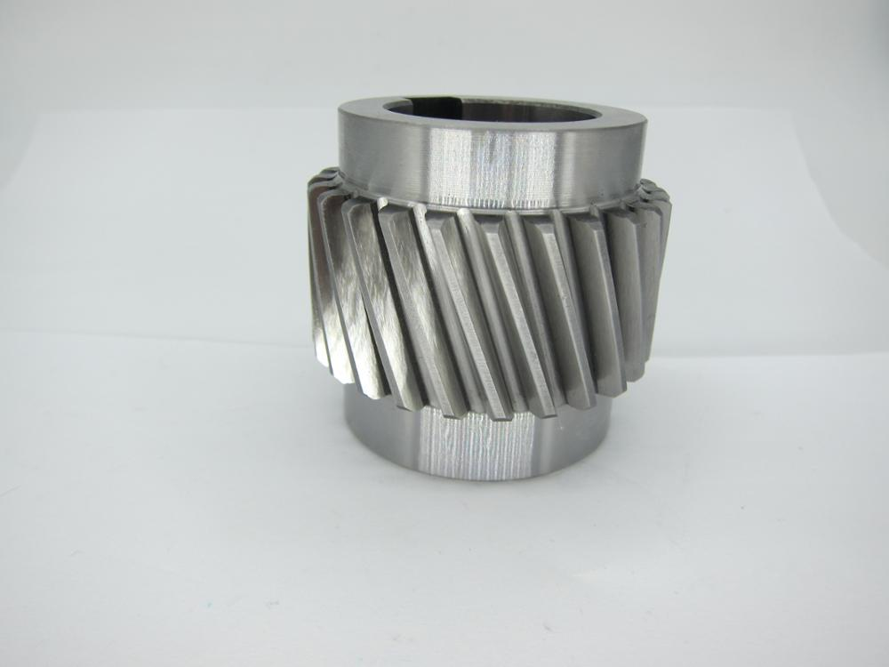 Custom Mechanical Helical Gear with Small Size