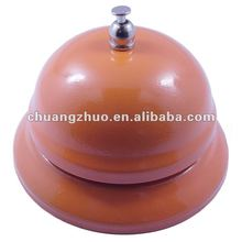 Fashion High-carbon Steel 85mm Colorful Desk Call Bell