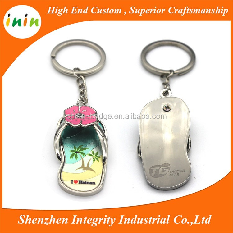 Various Shapes Cheap Promotion Gift Custom Laser Engrave Logo or Blank keychain