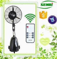 2 year warranty big size high speed centrifugal fan outdoor water misting cooling fan