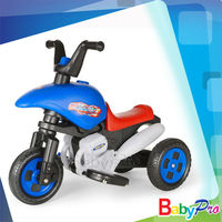 3C Funny plastic electrical 8010tricycle children ride on racing car motorbike motorcycle scooter, 2colors,