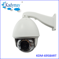 2mp 1080P hd 20x optical zoom ptz ip camera auto tracking surveillance camera