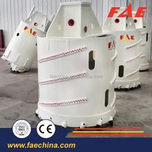 Earth foundation piling, O.D. 1500mm drilling bucket core barrel for piling industry