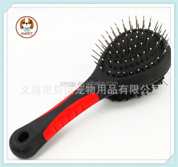 Pet Fur Grooming Tool Double Sides Pet Dog Cat Comb Brush