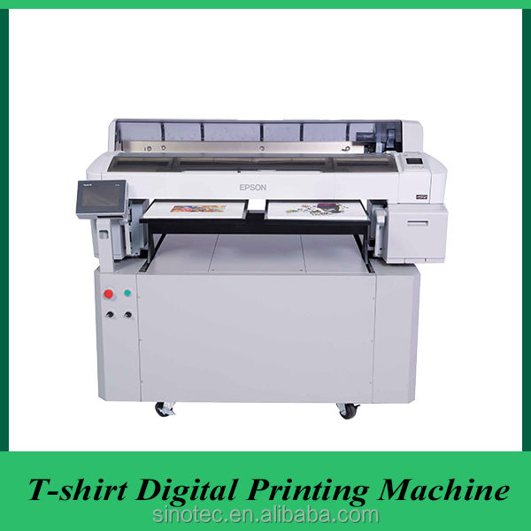 t shirt inkjet printing machine automatic t shirt printing