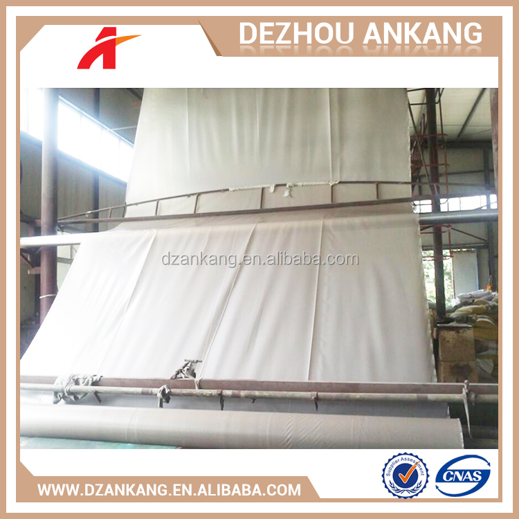 Road building fabric nonwoven geotextile fabric