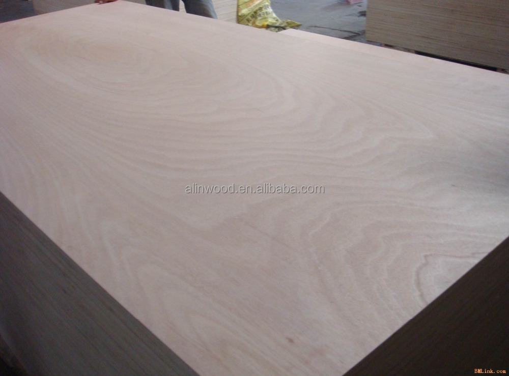 20mm poplar core furniture grade hardwood veneer commercial plywood birch plywood for China timber