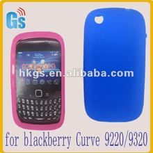 New Arrival For Blackberry Curve 9220 9320 Silicon Hard Case Cover