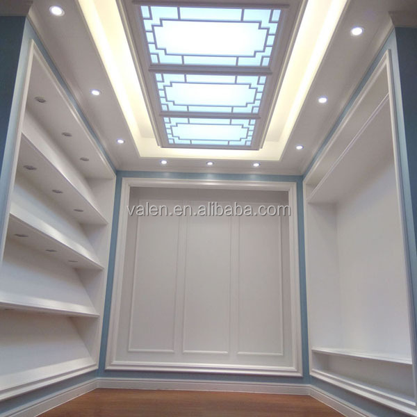 Fireproof Lightweight PVC Wall Ceilings Panel for Home Decoration