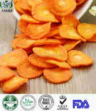 Good reliable supplier mixed fruit vegetable dried red carrot flakes
