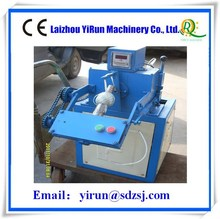 Thread/Film Ball Twining and Winding Machine
