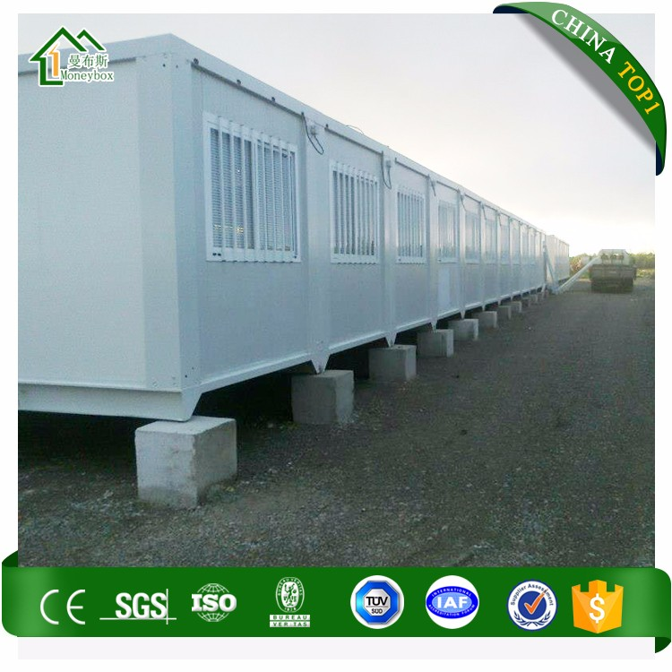Factory Supply Container House Green