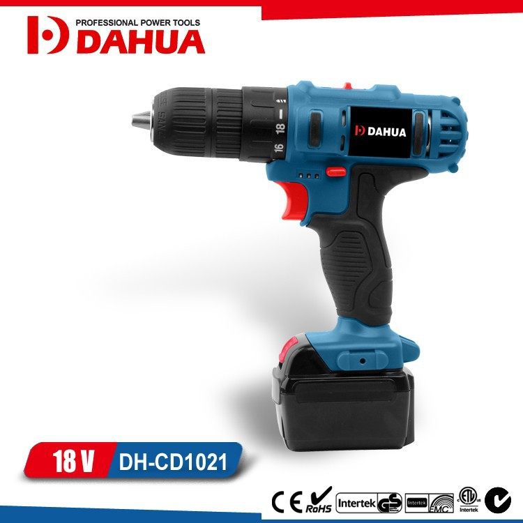 18v cordless drill combo with battery
