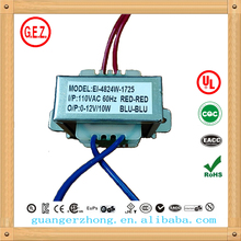 most popular EI 48 240v 12 volt 1.5 amp transformer