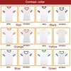 Wholesale cotton gildan raglan t shirt in china white blank t shirt design your own t shirt manufacturers in china