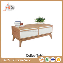 new design short leg coffee table with drawers coffee tables