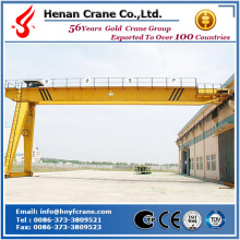 2015 New 10 ton mini container gantry crane price,portable A-frame single / double girder small gantry crane semi gantry crane