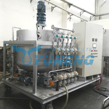 High Efficiency Full Automatic Oil Blender with Additives