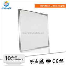new unique design multi colors dimmable led panel light 600*600 thin led panel for room decoration