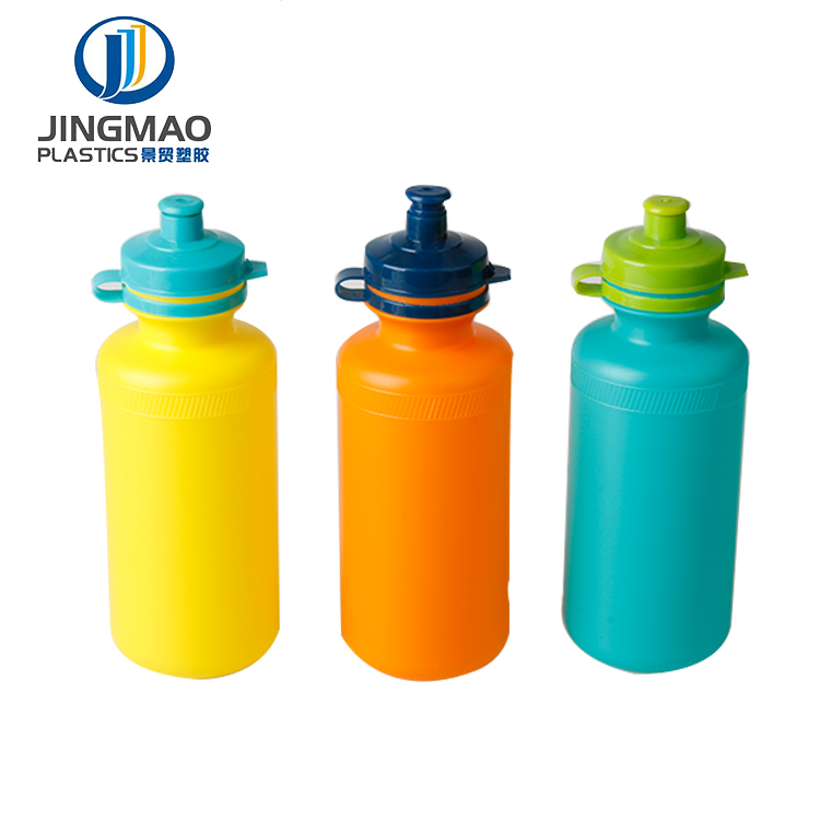 Plastic Sport Water Bottle 500ML carabiner drinking bottl