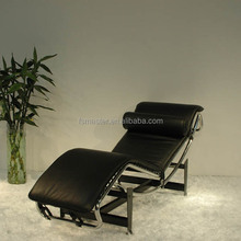 leather LC4 Chaise Lounge