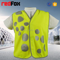 medical vest kids safety vest led flashing safety vest