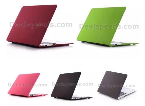 Quicksand Silicone Protectors Matte Case for Macbook Retina Pro 15.4/Pro 13/15/for Air 11/13/12
