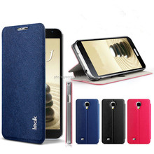 High quality top business flip leather case for GALAXY J N075T SC-02F