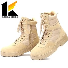 military boots steel toe desert sand boots military tactical boots desert combat outdoor army