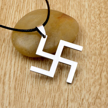 hot sale customized stainless steel buddhist symbols pendant