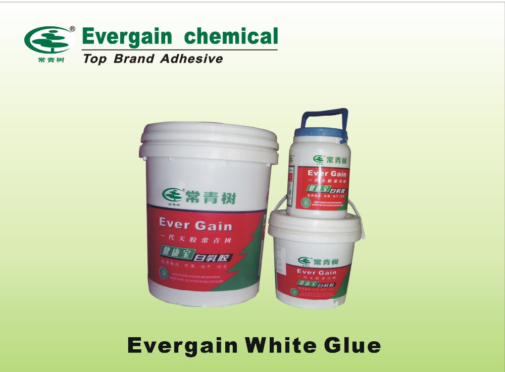 PVA Adhesive/Wood White Glue /200L plastic barrel