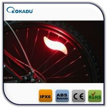 2 led bicycle led spoke lights