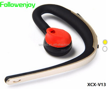 Popular bluetooth V4.1 headphone referee headset With micro phone