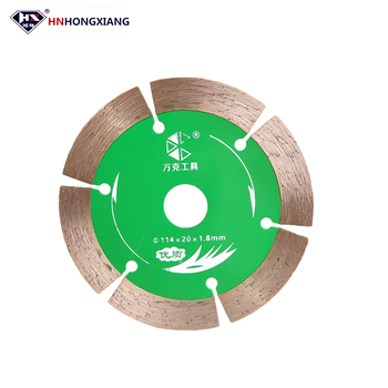 sintered diamond saw blades granite marble stone