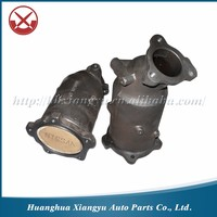 Standard Size Ceramic Substrate High Flow Catalytic Converters
