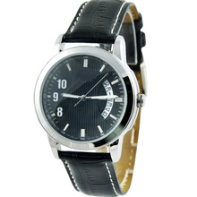 PU leather fashion japan movt watch prices alloy quartz watches