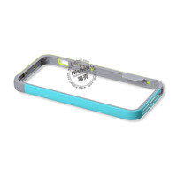 TPU Double Color Bumper Phone Case for iphone5/5s