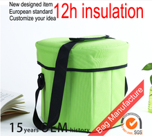 Hot sale eco-friendly foldable cooler lunch bag seat travel cooler bag seat fishing cooler bag