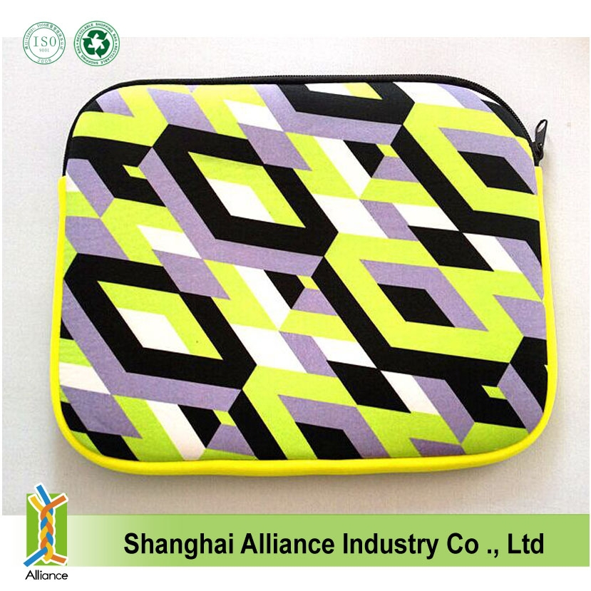 Custom Sublimation Printing Neoprene Tablet Cover TM-03-1006