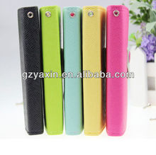 flip cover for samsung s3 mini case,wallet leather case for samsung galaxy S3mini I 8190
