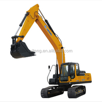 XCMG low price new hydraulic excavator in dubai
