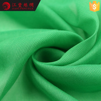 Y52 Evening Dress Material Double Georgette Tencel Lyocell Fabric Wholesale