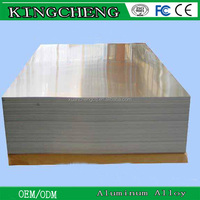 With ISO 9001:2008/CE certification aluminium sheet manufacturers