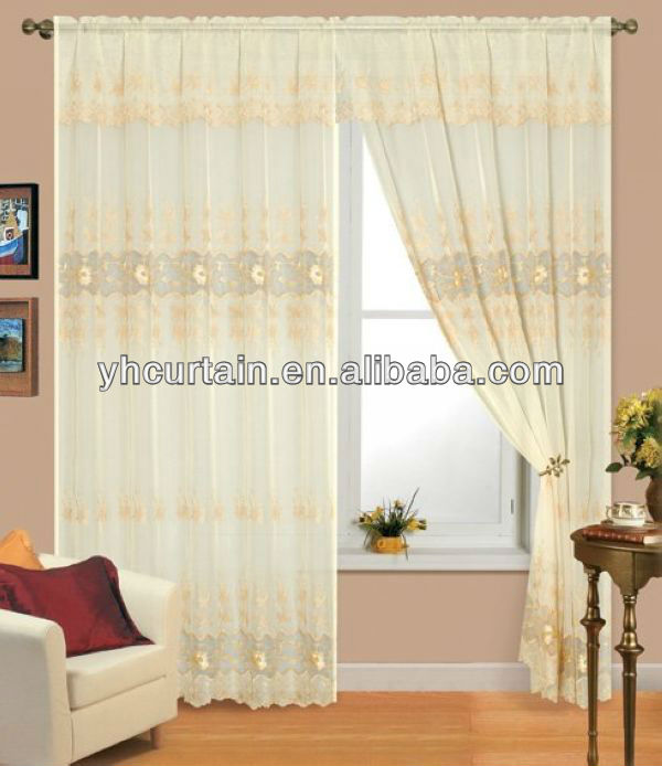 Top Blackout Lined Curtain Panel