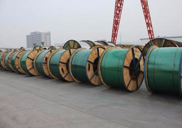 Copper XLPE HV Underground Cable